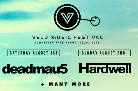 VELD Music Festival Adds A$AP Rocky, Steve Aoki, Hardwell