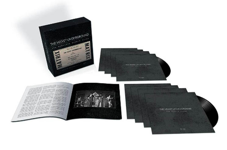 ​The Velvet Underground's 'The Complete Matrix Tapes' Treated to First-Ever Vinyl Release