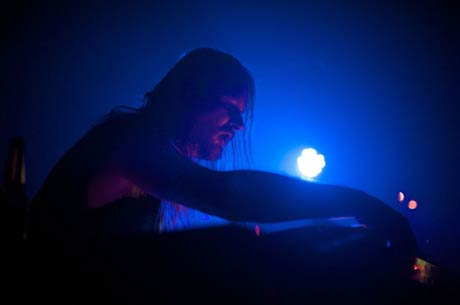 Venetian Snares Fortune Sound Club, Vancouver BC, July 1