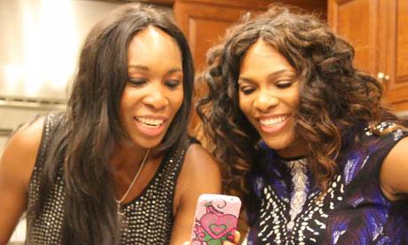 Venus and Serena Maiken Baird & Michelle Major