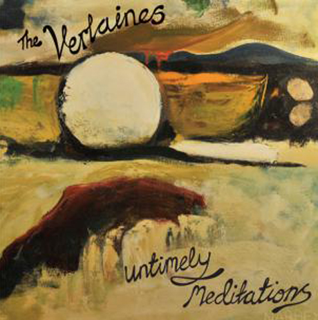 The Verlaines Experience 'Untimely Meditations' on New LP