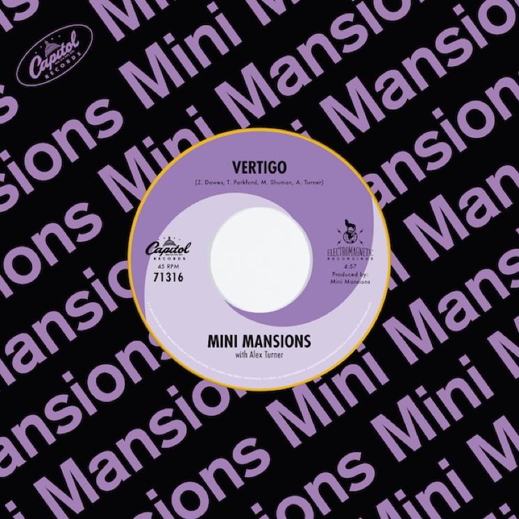 """Mini Mansions """"Vertigo"""" (ft. Alex Turner)"""