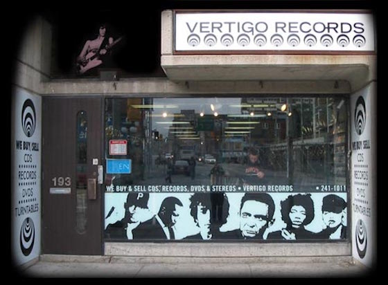 Ottawa's Vertigo Records Speaks Out After Being Dropped from Record Store Day