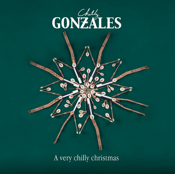 Hear Chilly Gonzales' New Christmas Album with Feist and Jarvis Cocker
