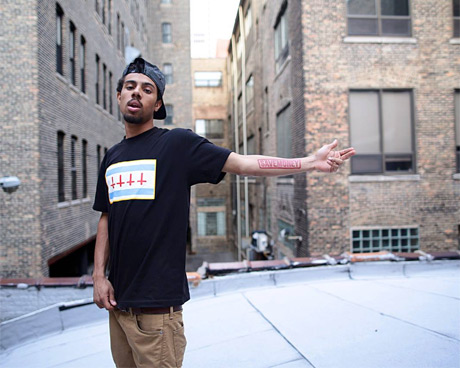 "Vic Mensa ""Crazy"""