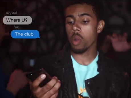 "Vic Mensa ""Down on My Luck"" (video)"