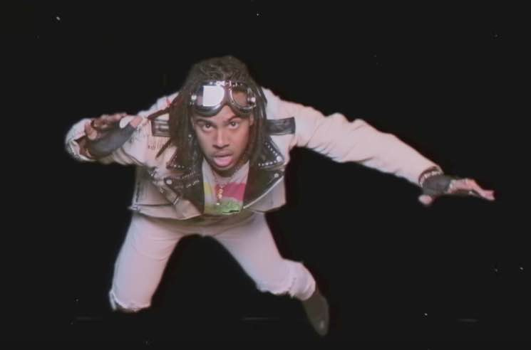 "Vic Mensa ""Rollin' Like a Stoner"" (video)"