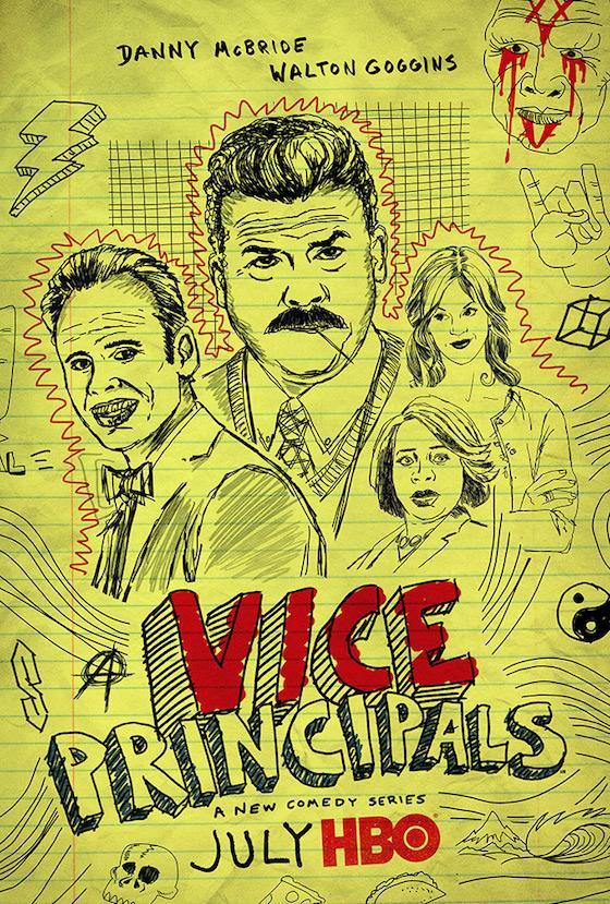 Vice Principals Teaser