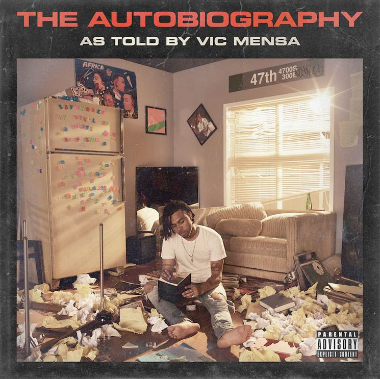 Vic Mensa Gets Weezer, Chief Keef, The-Dream, Pusha T, Ty Dolla $ign for 'The Autobiography'