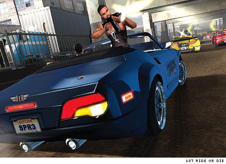 Gangsta Gaming 'Urban Action' Raises Ire