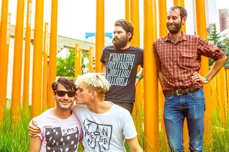 Viet Cong Are Still Booking Shows as Viet Cong