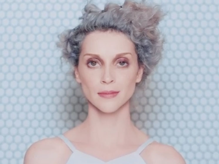 "St. Vincent ""Birth in Reverse"" (video)"