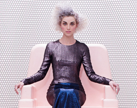 St. Vincent Announces North American Tour, Plays Toronto and Vancouver