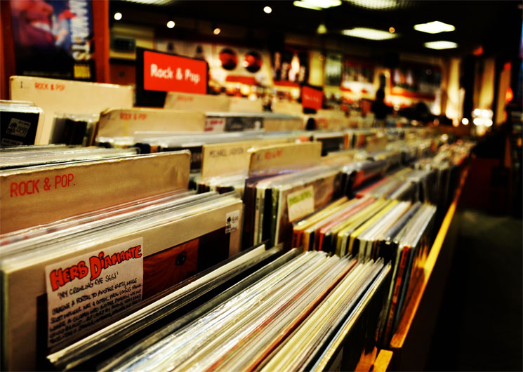 Tokyo Apparently Has the Most Record Stores of Any City in the World