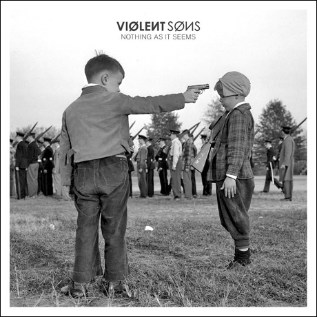 """Verse Offshoot Violent Sons Announce Debut LP, Share """"Clean Boots"""""""