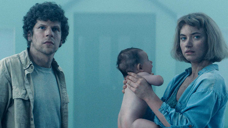 'Vivarium' Is an Unnerving Horror of Suburban Isolation Directed by Lorcan Finnegan