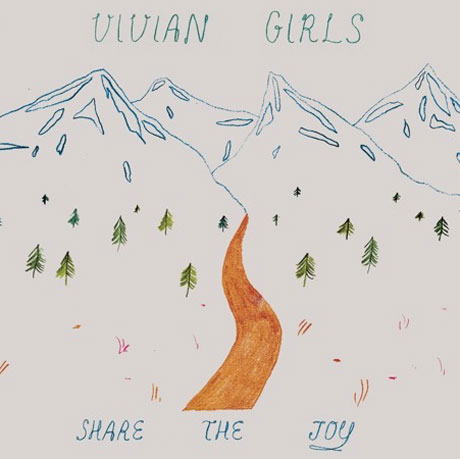 Vivian Girls Respond to Album Leak with Instant Download