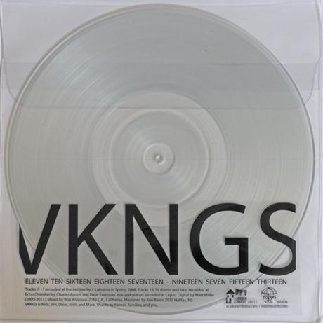 VKNGS Announce Full-Length Debut