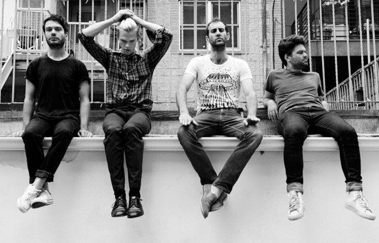 Viet Cong Reveal New Band Name