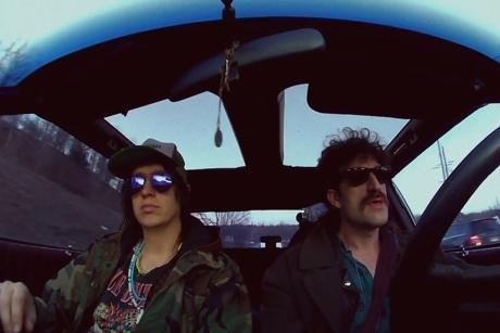 "Julian Casablancas ""Can I VHS You?"" (mini-documentary)"
