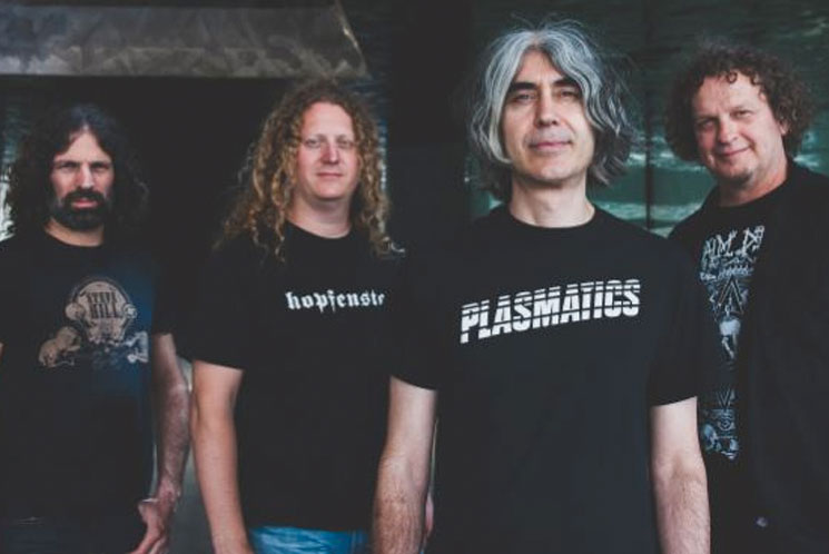 Voivod Team Up with Child Bite for More North American Dates