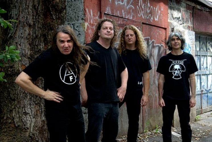 Voivod Set Sights on Napalm Death Split Release Ahead of Next LP