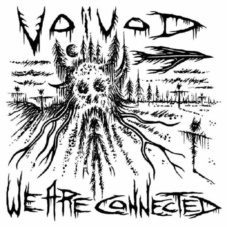 "Voivod ""We Are Connected"""