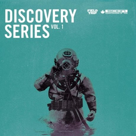 Fresh Snow / Programm 'Discovery Series Vol. 1' (split 7-inch)