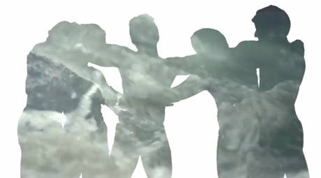 "Volcano Choir ""Tiderays"" (video)"