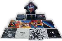 The Mars Volta Collect Studio Albums, Rarities for Massive Vinyl Box Set
