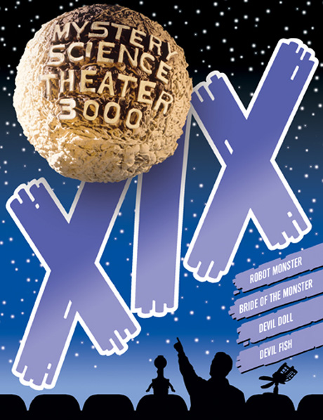 Mystery Science Theater 3000 Volume XIX