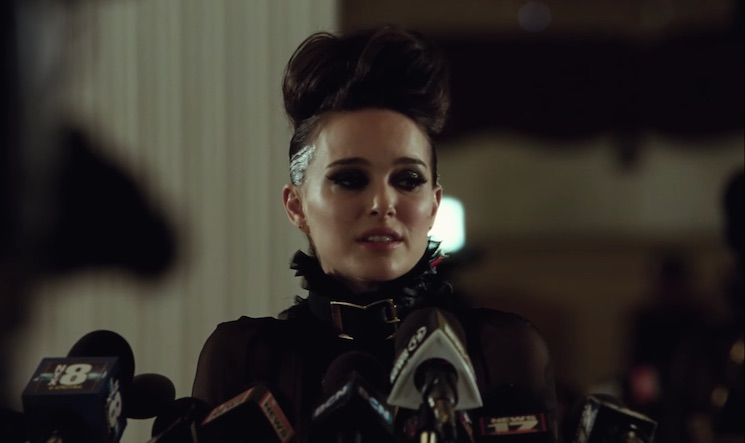 Natalie Portman Is an Art Pop Superstar in the First Trailer for 'Vox Lux'