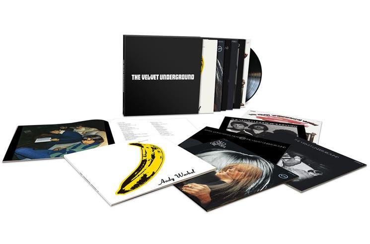 The Velvet Underground Plot 50th Anniversary Box Set