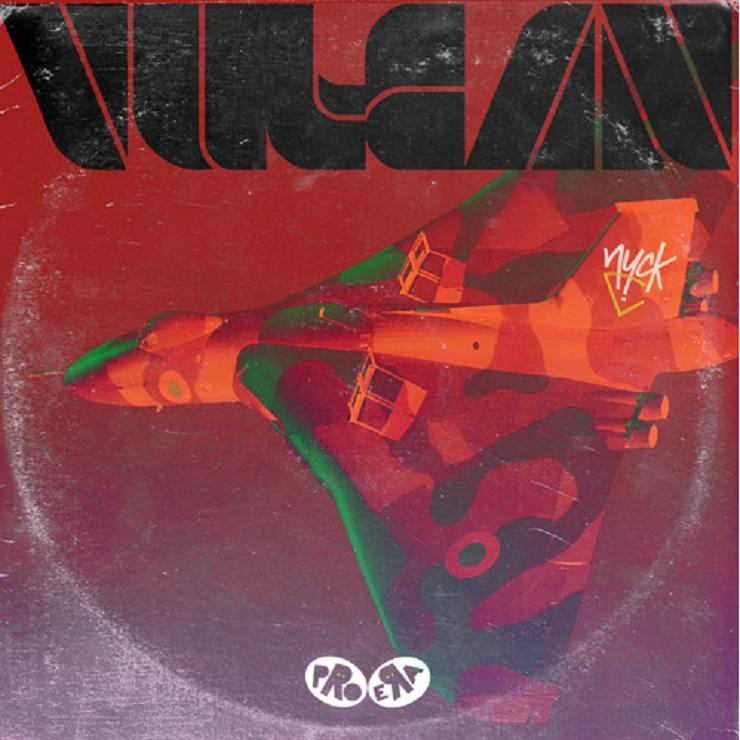 "NYCk Caution ""Vulcan"""