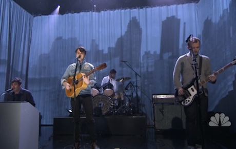 "Vampire Weekend ""Unbelievers"" (live on 'Fallon')"