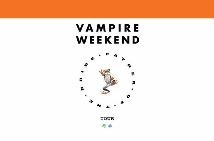 Vampire Weekend Take 'Father of the Bride' on North American Tour