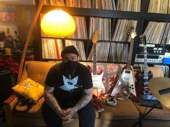 Alexisonfire's Wade MacNeil Is Making a Psych Rock Album with Daniel Romano