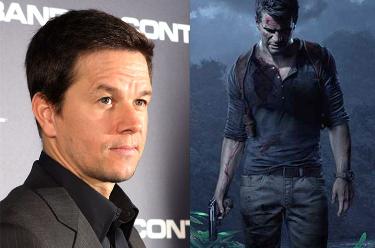 Mark Wahlberg Joins the 'Uncharted' Movie