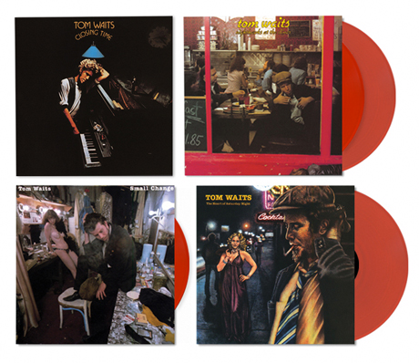 Tom Waits Revisits Back Catalogue with Vinyl Reissues
