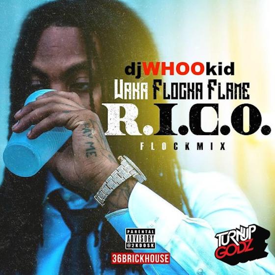 """Waka Flocka Flame """"R.I.C.O."""" (Meek Mill remix)"""