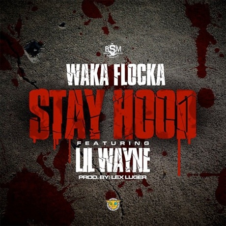 """Waka Flocka Flame """"Stay Hood"""" (ft. Lil Wayne)"""