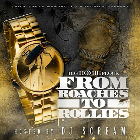 Waka Flocka Flame 'From Roaches to Rollies' (mixtape)
