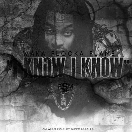 Waka Flocka Flame 'I Know I Know' (freestyle)