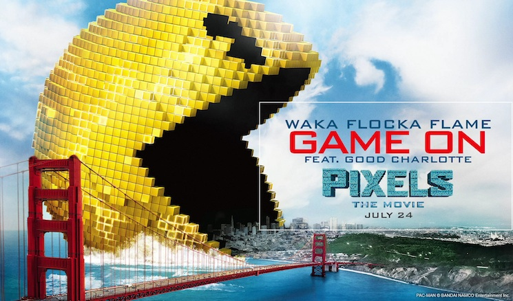 "Waka Flocka Flame ""Game On"" (ft. Good Charlotte)"