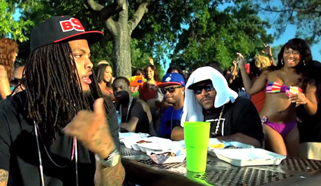 "Waka Flocka Flame ""Candy Paint and Gold Teeth"" (ft. Ludacris and Bun B) (video)"
