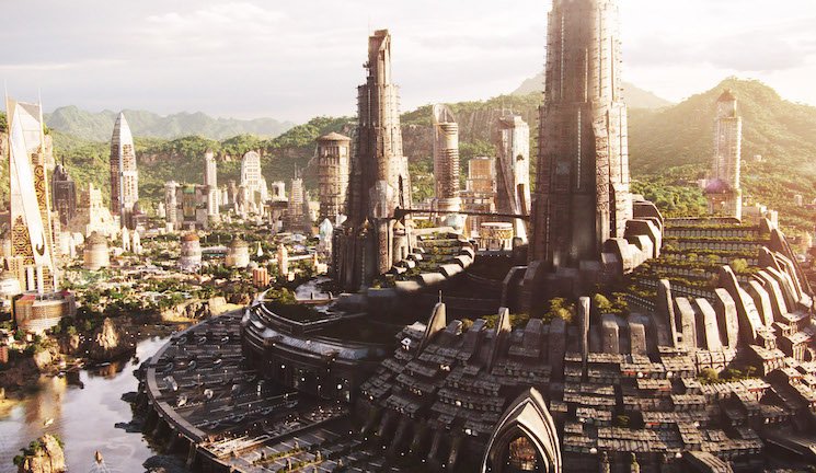 Ryan Coogler Is Developing a 'Black Panther' Spinoff Set in Wakanda for Disney+