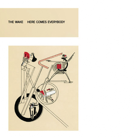 The Wake's 'Here Comes Everybody' Getting Reissued by Captured Tracks