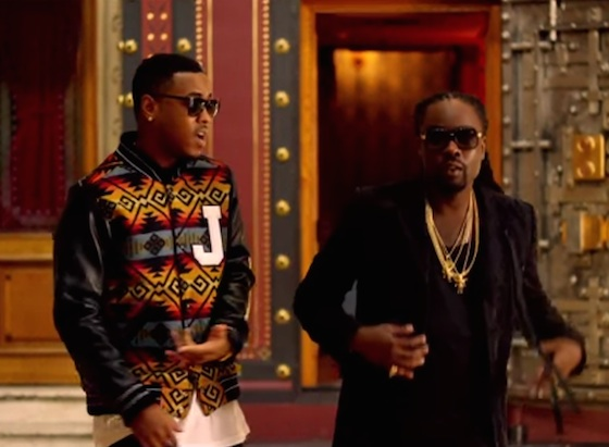 "Wale ""The Body"" (ft. Jeremih) (video)"