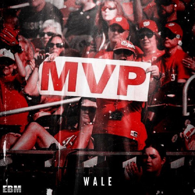 """Wale """"MVP (Bryce Harper)"""""""