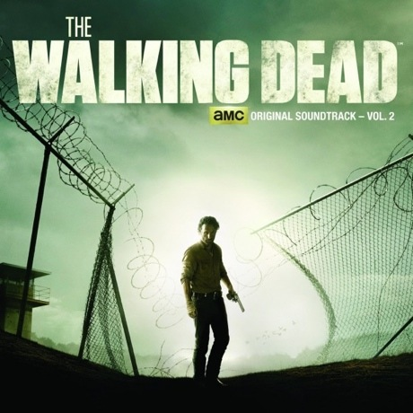 Various Artists 'The Walking Dead Vol. 2' (EP stream ft. A.C. Newman, Sharon Van Etten, Portugal. The Man)